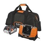 Аккумуляторы и зарядные устройства AEG