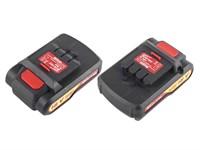 Аккумуляторы и зарядные устройства WORTEX
