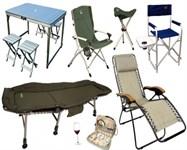 Мебель для кемпинга и туризма