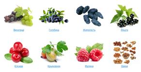 Плодово-ягодные растения