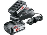 Аккумуляторы и зарядные устройства BOSCH