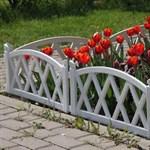 Декоративные садовые заборчики