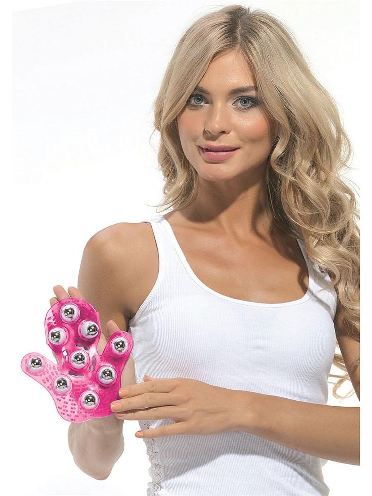 Ручной массажер варежка белье женское chantelle купить