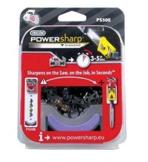 """Цепь для цепных пил 35 см 14"""" 3/8"""" 1.3 мм 50 зв. POWER SHARP OREGON"""