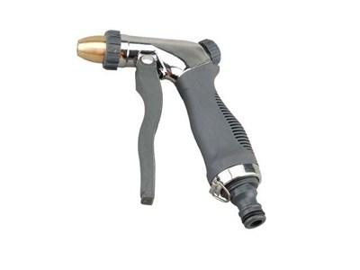 Пистолет поливочный металлический регулируемый, STARTUL GARDEN