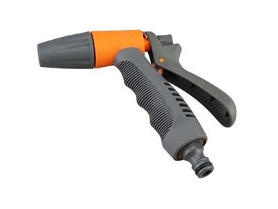 Пистолет-распылитель 2-режимный регулируемый пластмассовый, STARTUL