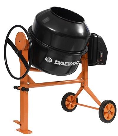 Бетоносмеситель DAEWOO DACM125H (120 л, чугунный венец, 43 кг.)