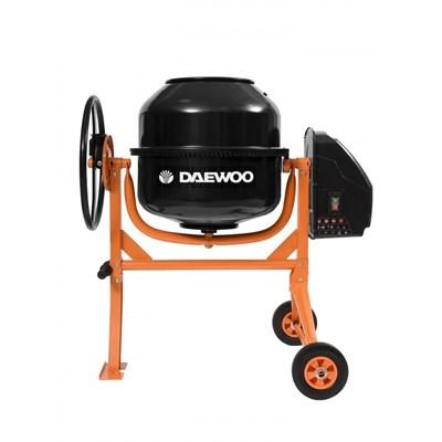 Бетоносмеситель DAEWOO DACM160H (160 л, чугунный венец, 57 кг.)