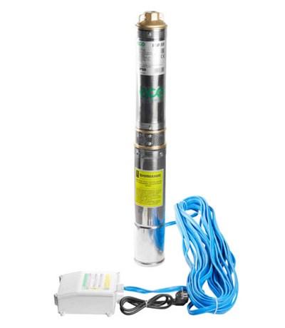 Насос скважинный ECO DW-37 (370 Вт, 4.5м3/ч, 38 м, центробежный)