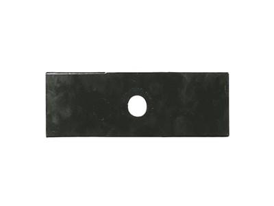 Нож для триммера 2 зуб. 300х2.5х25.4 мм OREGON - фото 14095