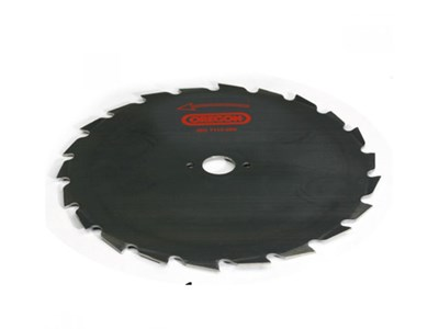Нож для триммера 22 зуб. 200х1.5х25.4 мм OREGON - фото 14100