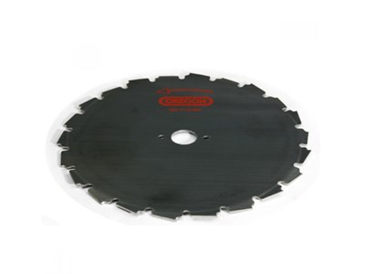 Нож для триммера 22 зуб. 200х1.5х25.4 мм, OREGON - фото 14101