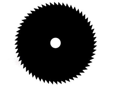 Нож для триммера 60 зуб. 230х1.4х25.4 мм OLEO-MAC - фото 14114