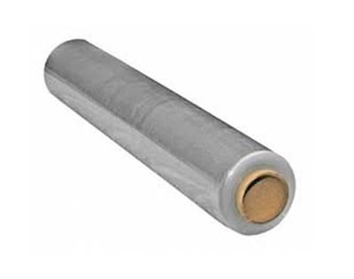 Стрейчплёнка для ручной упаковки, рулон 0,5x300 м, 17 мкм (вторич.)
