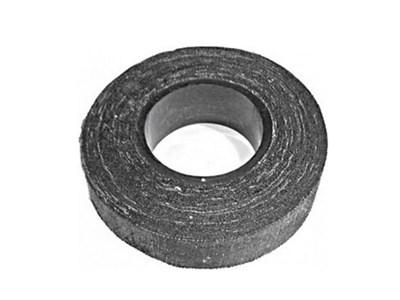 Изолента хлопчатобумажная черная, 40 мм х 44 метра, 400 г.