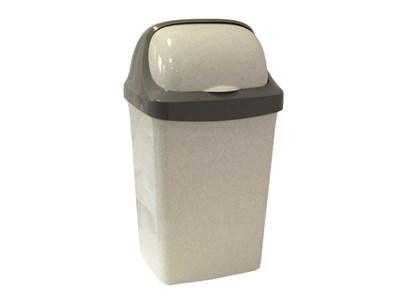 Контейнер для мусора 25 л, РОЛЛ ТОП, IDEA
