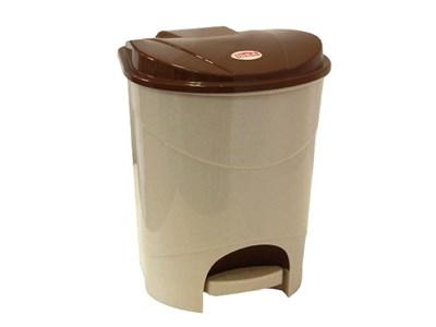 Контейнер для мусора 11 л с педалью