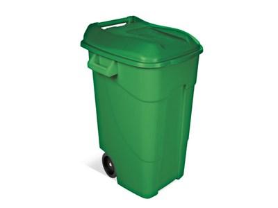Контейнер для мусора 120 л пластиковый