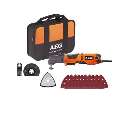 Многофункциональный инструмент AEG OMNI 300 KIT 1 (300 Вт)