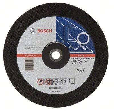 Круг отрезной 300х3.5x22.2 мм для металла Expert BOSCH