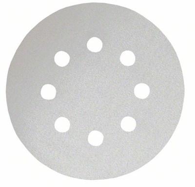 Набор из 6 шлифлистов 115 мм К60/120/240 для краски, BOSCH