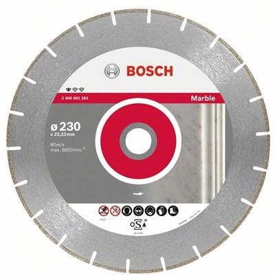 Алмазный круг 115х22,23 мм мрамор Professional (BOSCH)