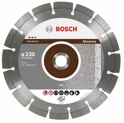 Алмазный круг 125 мм абразивный материал (BOSCH)