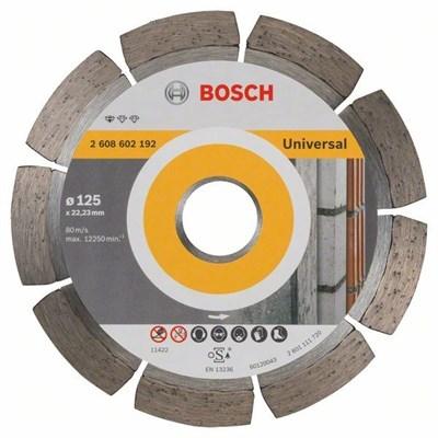 Алмазный круг 125х22,23 мм универсальный Professional (BOSCH)