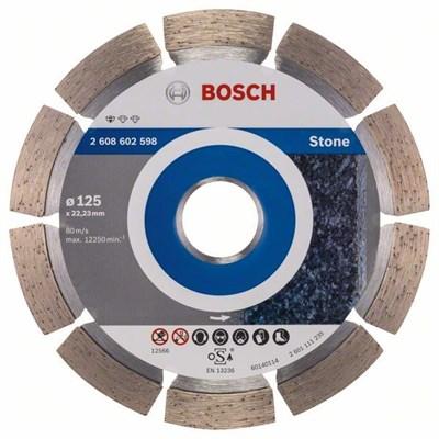 Алмазный круг 125х22,23 мм камень Professional (BOSCH)