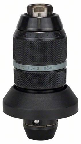 Быстрозажимной сверлильный патрон с переходником 1,5-13 мм, SDS-plus (для GBH 3-28 FE), BOSCH