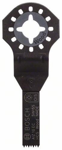 Пильное полотно BOSCH AIZ 10 EC 10х30мм (двевесина, дсп) - фото 18451