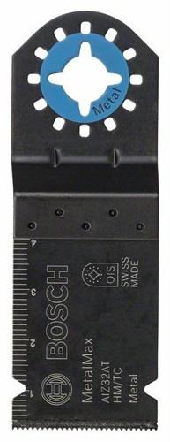 Пильное полотно BOSCH HM AIZ 32 AT, Metal 40x32 мм (металл, абразивные материалы) - фото 18499