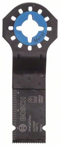 Пильное полотно BOSCH HM AIZ 20 AT, Metal 30x20 мм (металл, абразивные материалы) - фото 18506