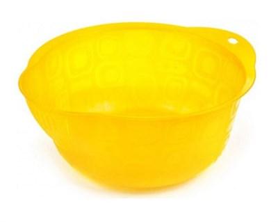 Миска-дуршлаг, лимон, 2 литра (230 х 206 х 101 мм) - фото 18550