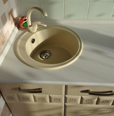 Кухонная мойка GRANICOM G-009