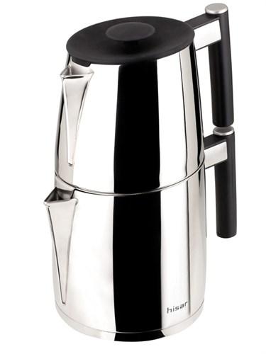 Набор чайный (чайник 2,5л + заварочный чайник 1,6л), серия Tearend, HISAR
