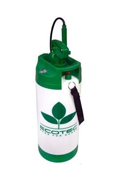 Опрыскиватель садовый  давительный с манометром 8 литров