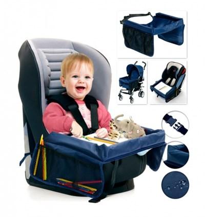 Столик дорожный для детского автокресла «ВЕСЁЛОЕ ПУТЕШЕСТВИЕ» - фото 46019