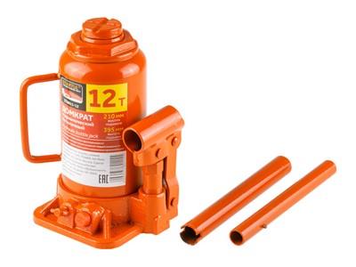 Домкрат гидравлический 12 т бутылочный STARTUL AUTO