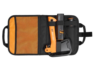 Набор инструмента (топор туристический X5 + нож + точилка для топоров и ножей) FISKARS