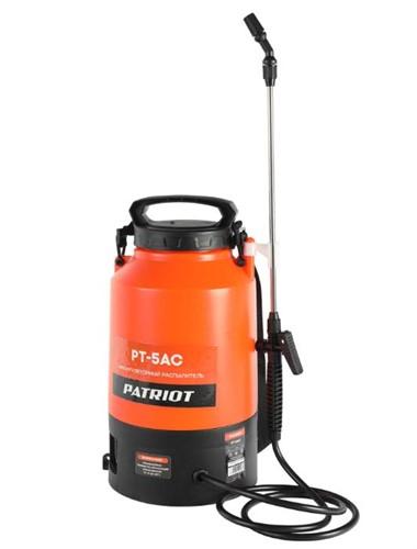 Распылитель аккумуляторный 5 литров PT-5AC, PATRIOT