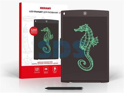 Планшет электронный для рисования 12'' H12, REXANT