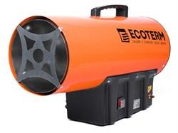 Тепловая пушка газовая Ecoterm GHD-50, 2457 м3