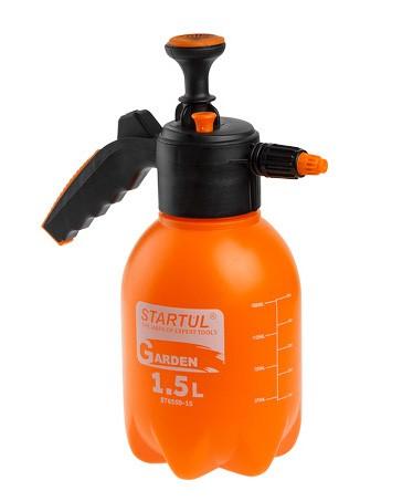 Опрыскиватель ручной 1,5 литра, STARTUL GARDEN