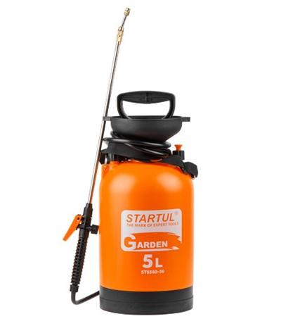 Опрыскиватель компрессионный 5 литров, STARTUL GARDEN