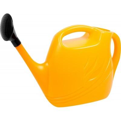 Лейка садовая 10 литров, 2 ручки, Гардения (цвета в ассортименте)