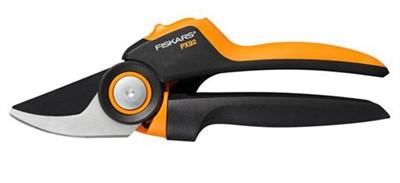 Секатор плоскостной FISKARS PowerGear M PX92, рез до 20 мм