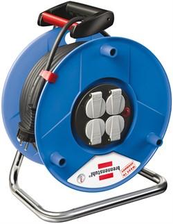 Удлинитель на катушке 40 м (4 роз., 5.5 кВт; 3,3 кВт - номин. мощ.; 3х2,5 мм2; степень защиты: IP20) Brennenstuhl Garant