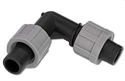 Соединитель ленты оросительной 16 мм угловой 90°