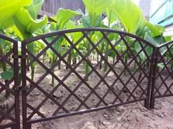 Садовый забор декоративный Романтика